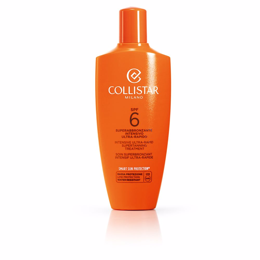 SUPERTANNING intensive treatment SPF6