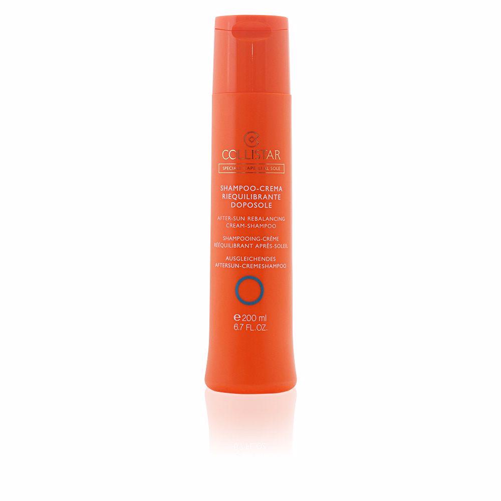 PERFECT TANNING after sun cream-shampoo