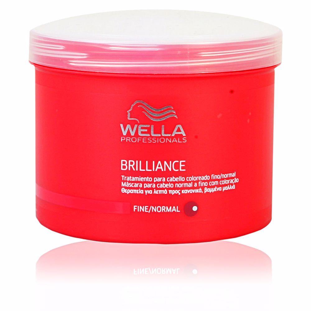 Wella Cheveux Brilliance Treatment For Fine Normal Colored