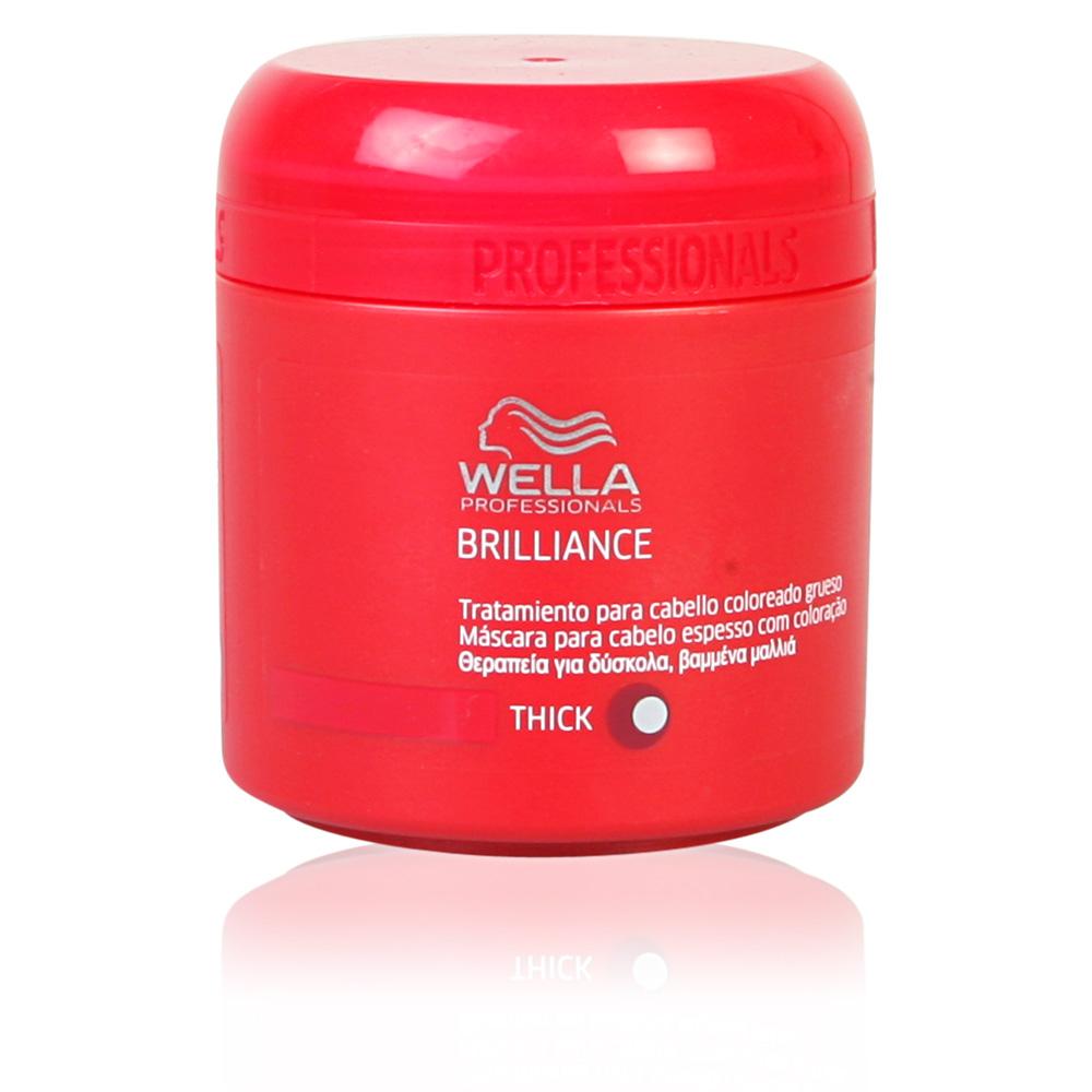 Wella Brilliance Mask Thick Hair En Perfumes Club