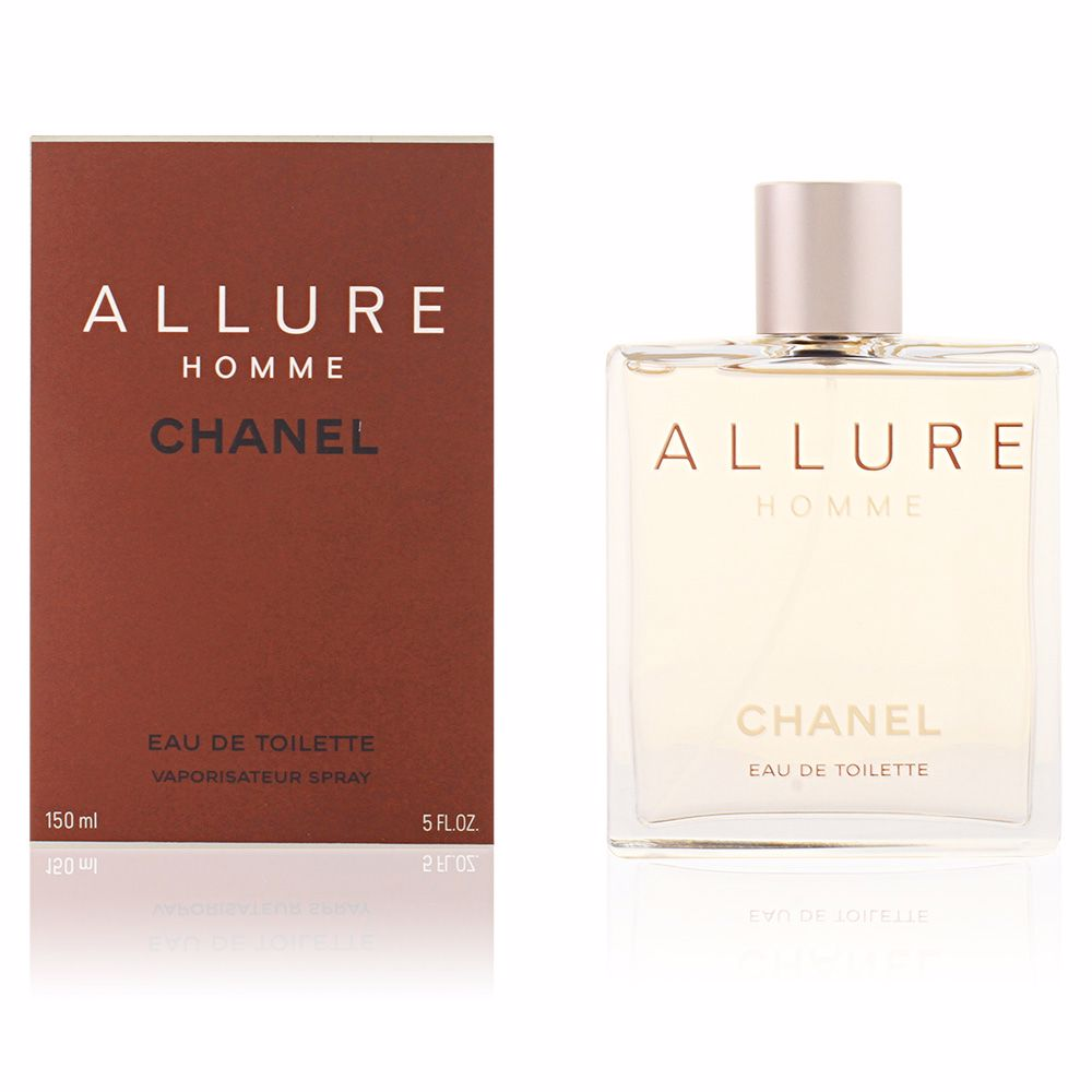 Chanel Eau de Toilette ALLURE HOMME eau de toilette spray products ... 7497d2d03b5