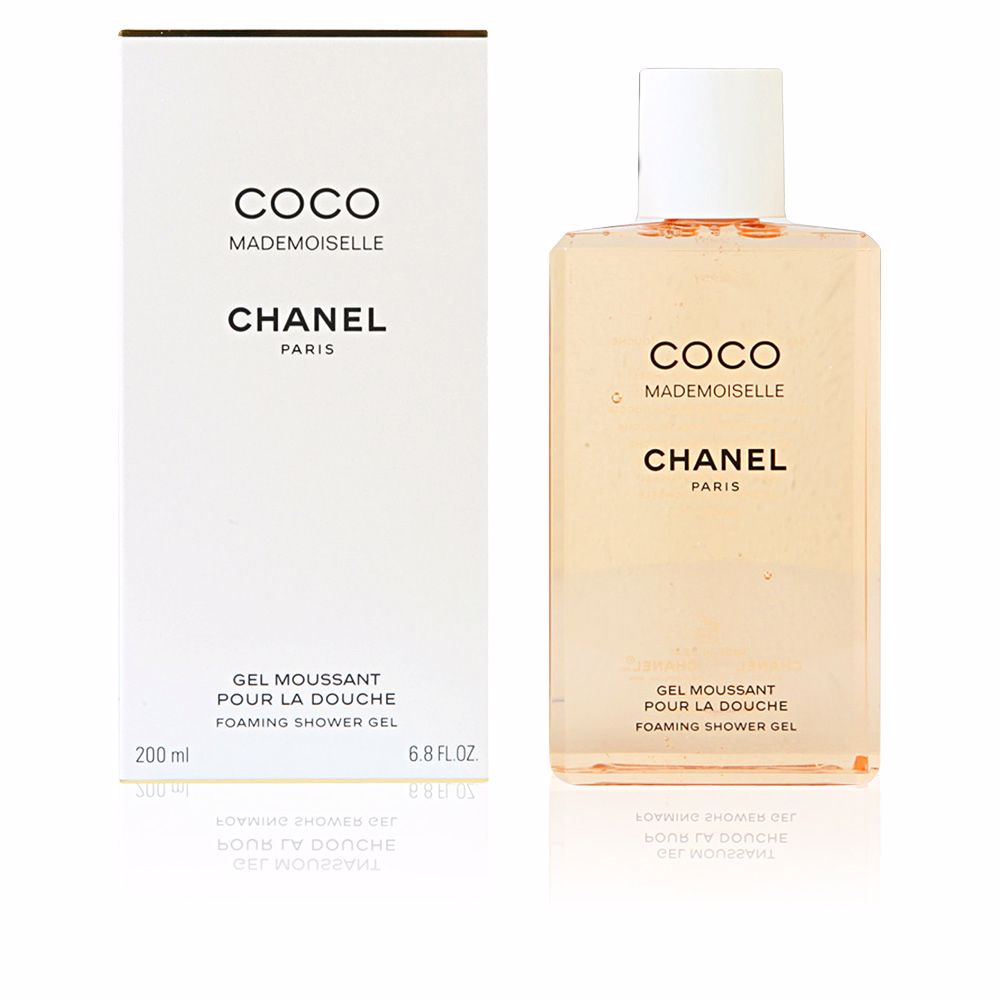 COCO MADEMOISELLE foaming shower gel