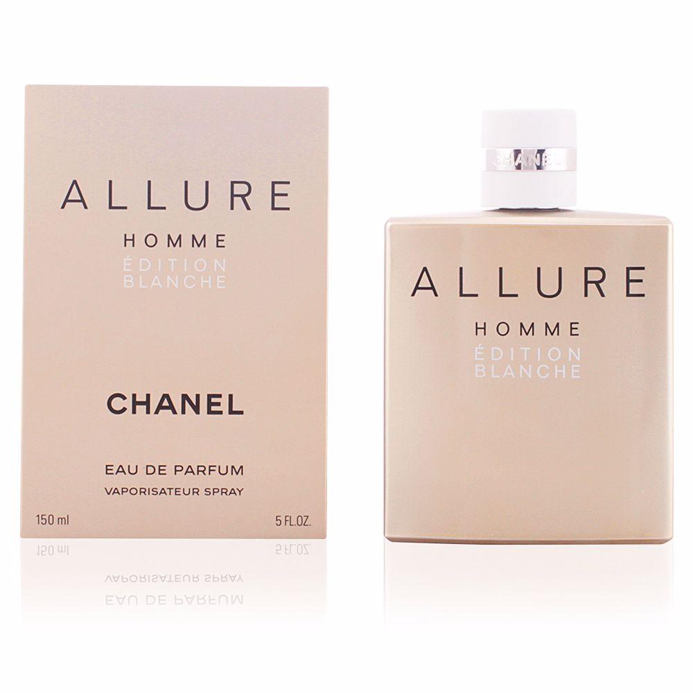 bfa9acb90 Eau de Parfum vaporizador para hombre. 1 Opiniones. ALLURE HOMME ÉDITION  BLANCHE. Descripción Características Compartir. Chanel