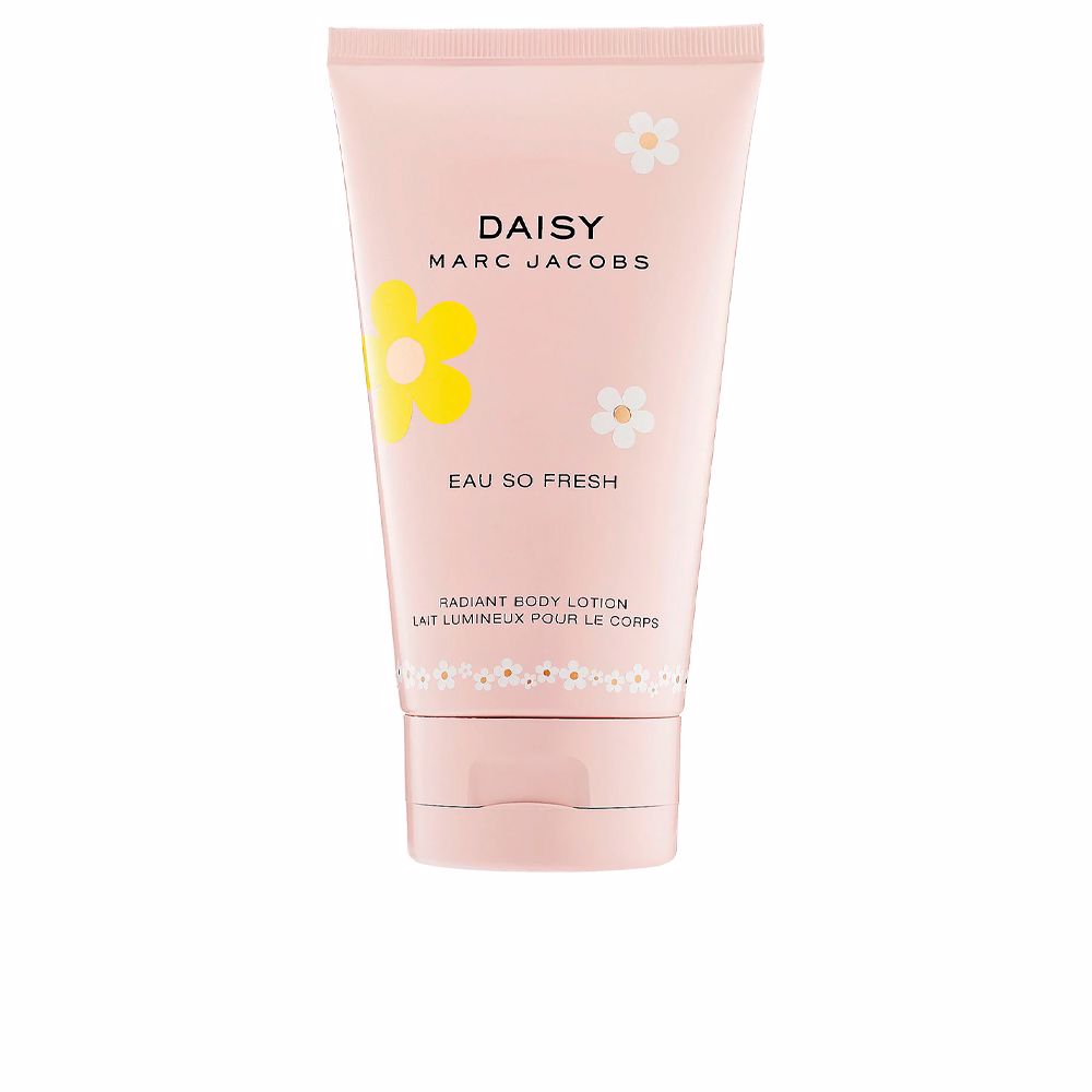 DAISY EAU SO FRESH radiant body lotion