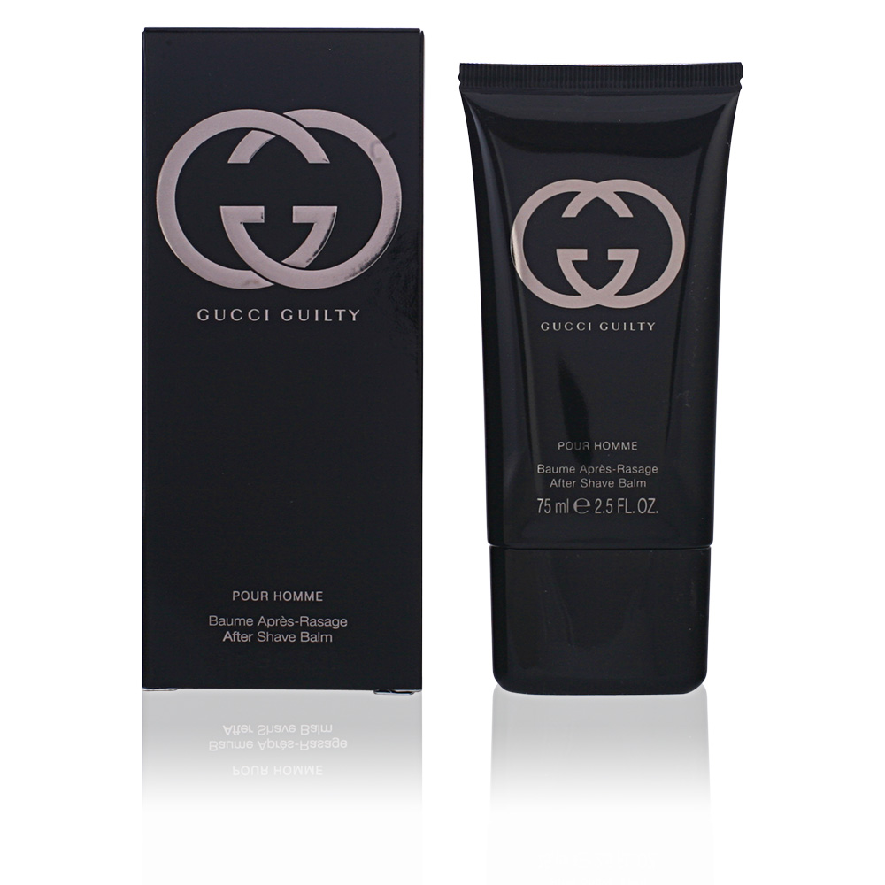 add1fd685 Gucci After-shave GUCCI GUILTY POUR HOMME after shave balm products ...
