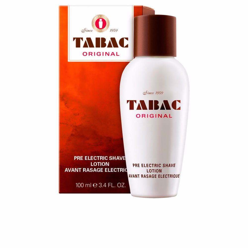 Tabac Pre Shave Tabac Original Pre Electric Shave Products