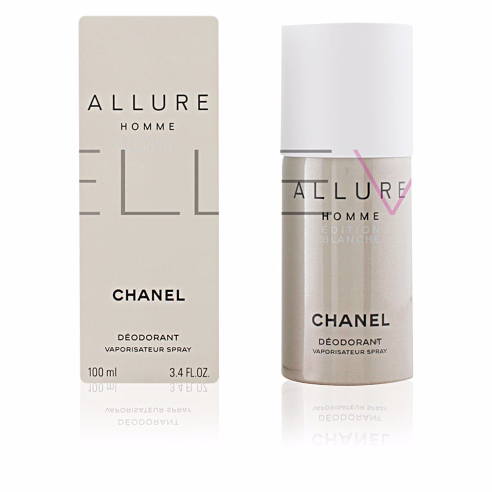 ALLURE HOMME ÉDITION BLANCHE deodorant spray