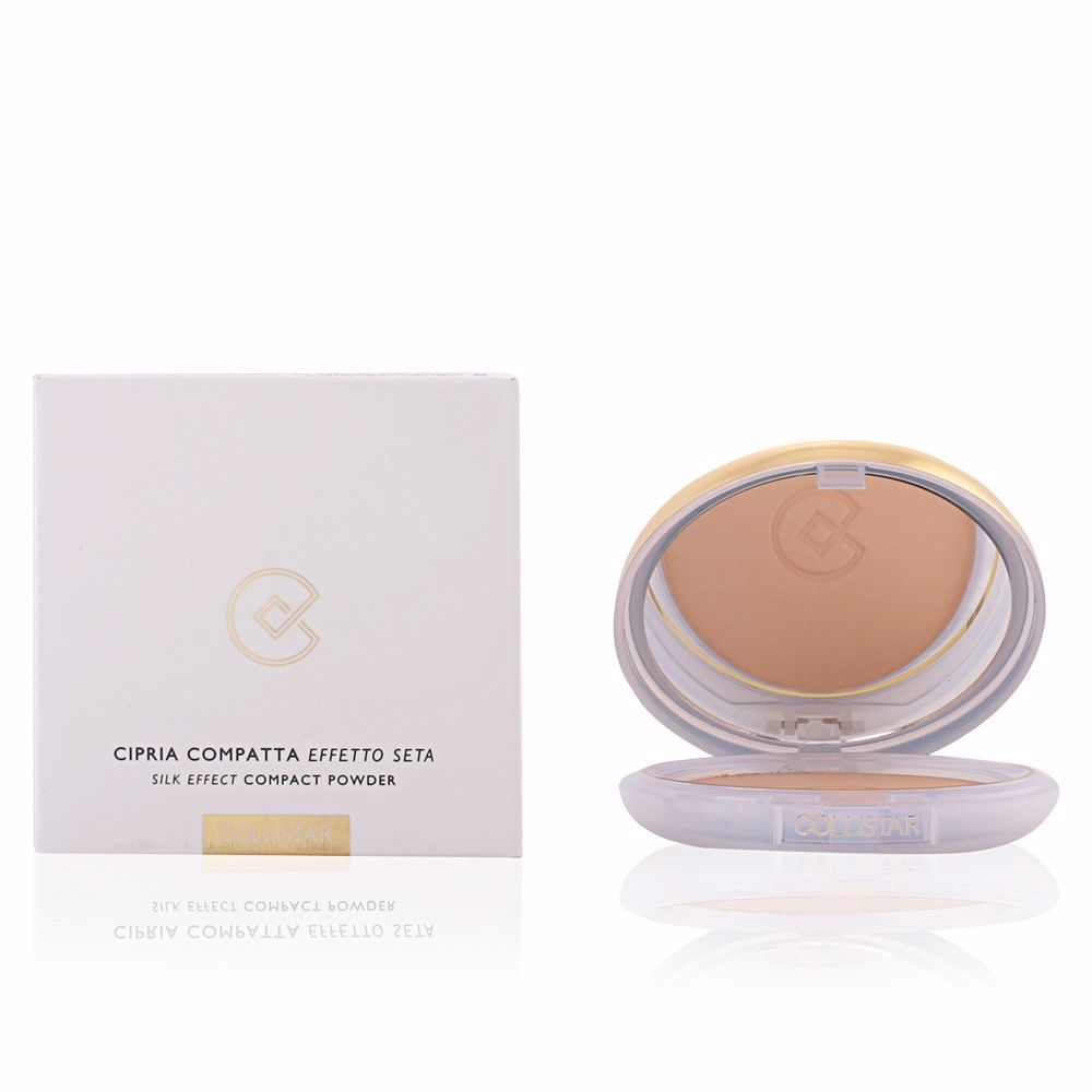 SILK EFFECT compact powder