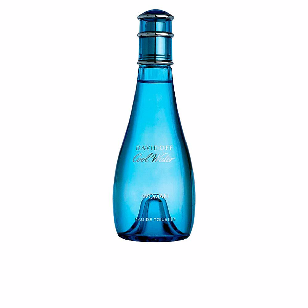 COOL WATER WOMAN eau de toilette vaporizador