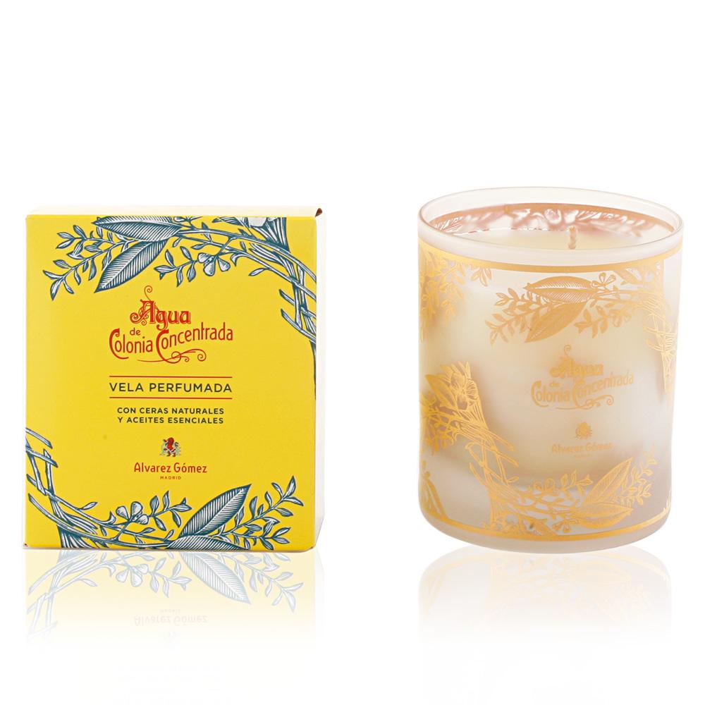 AGUA DE COLONIA concentrada vela perfumada