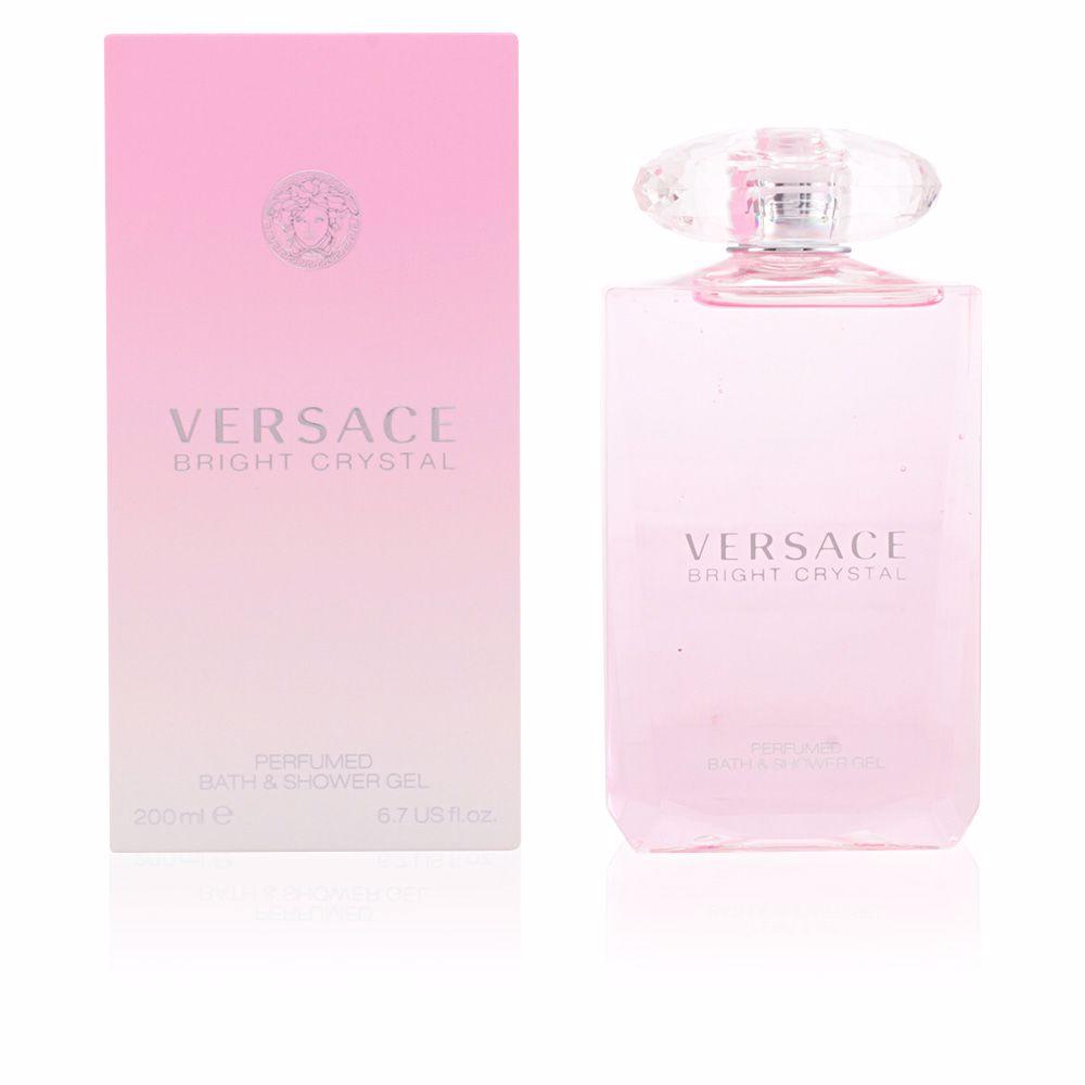 BRIGHT CRYSTAL perfumed bath and shower gel