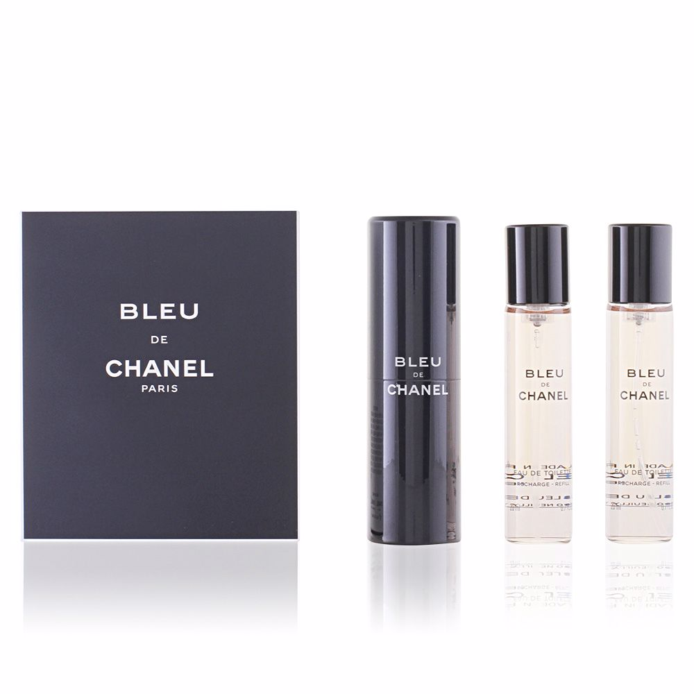 Chanel Type Of Perfume Bleu Eau De Toilette Refillable Spray