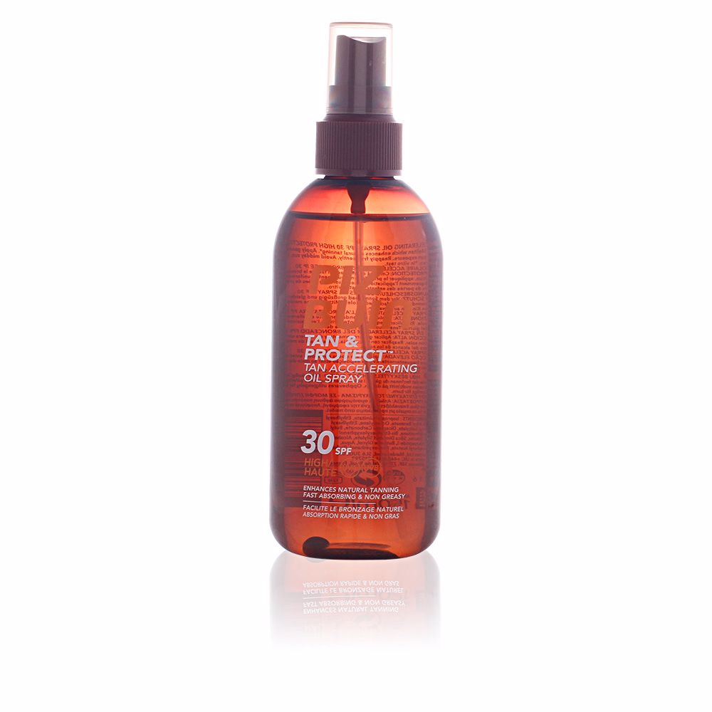 TAN & PROTECT oil spray SPF30