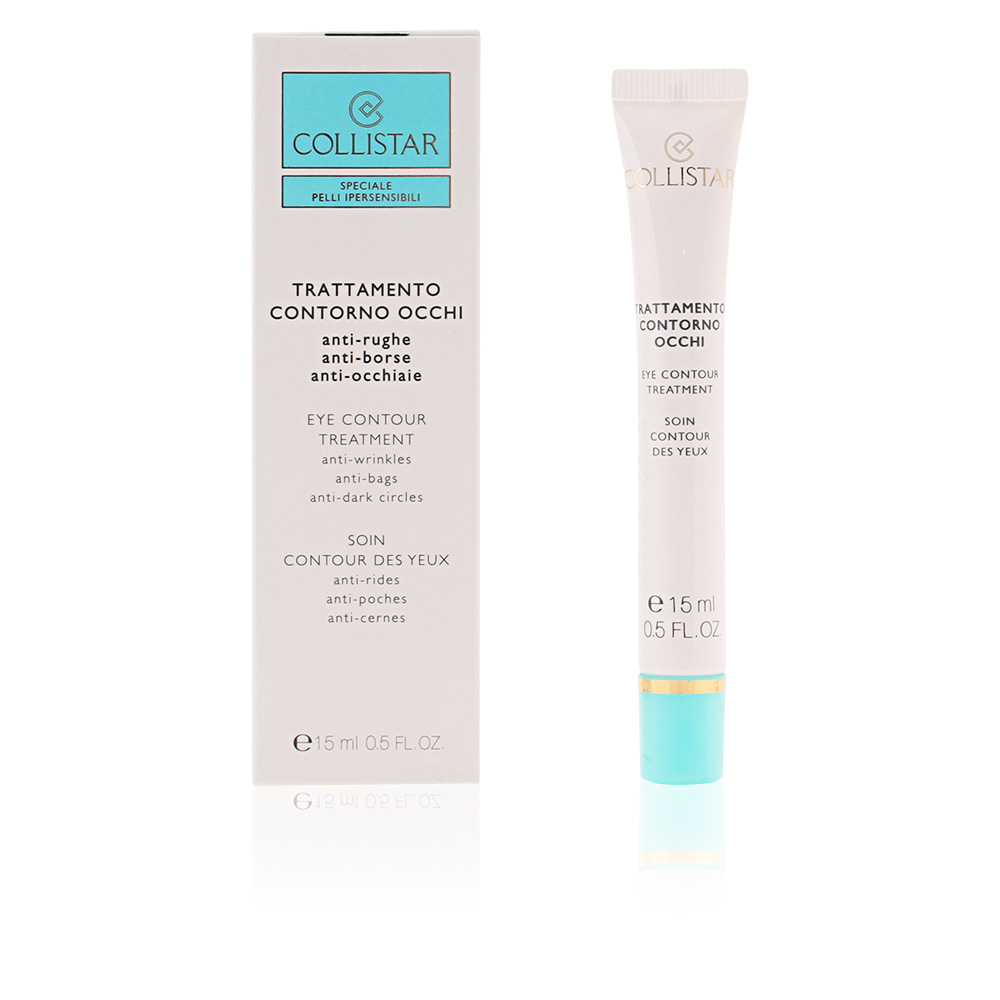 SENSITIVE SKIN eye contour treatment