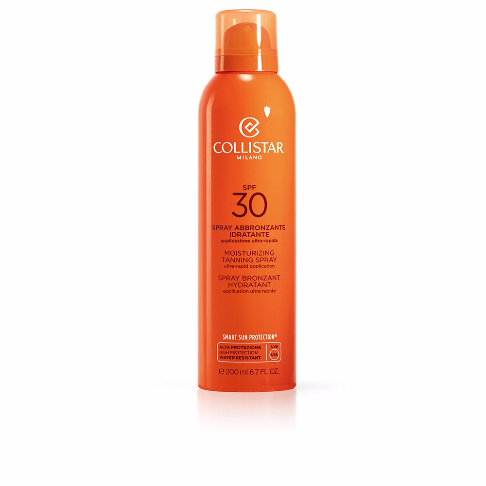 MOISTURIZING  TANNING spray SPF20