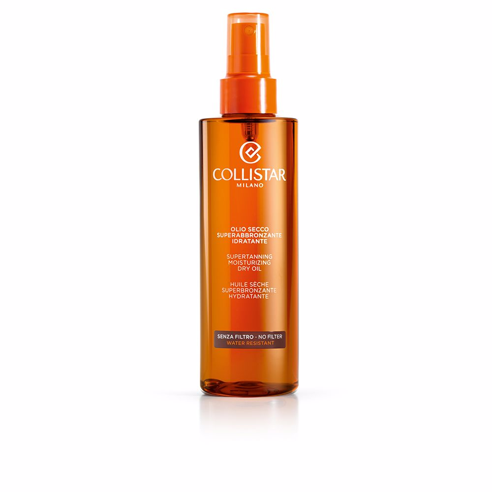 SUPERTANNING dry oil water resistant