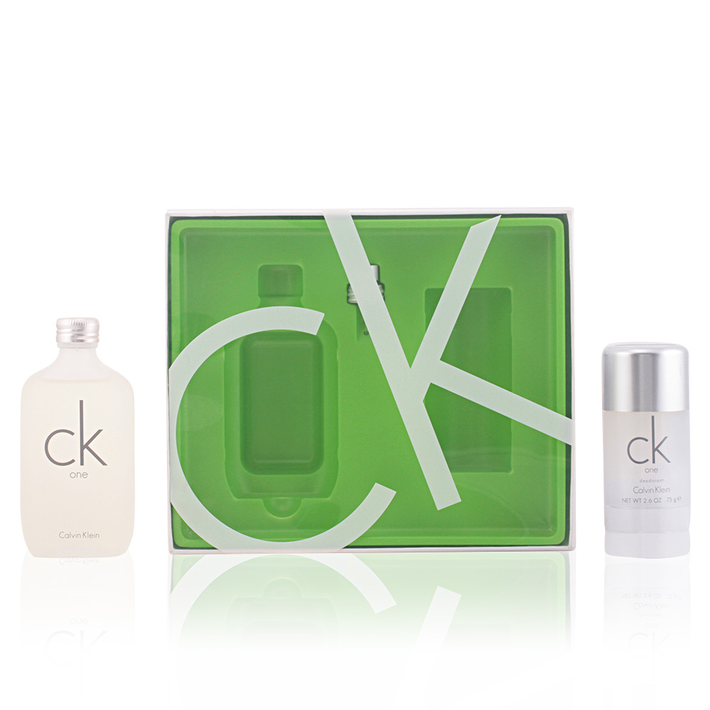 CK ONE COFFRET