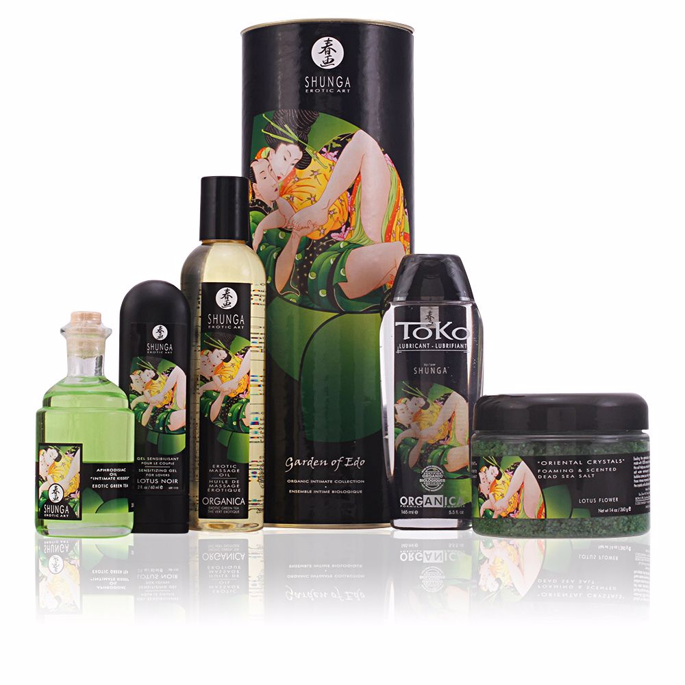 GARDEN OF EDO ORGANIC COLLECTION SET