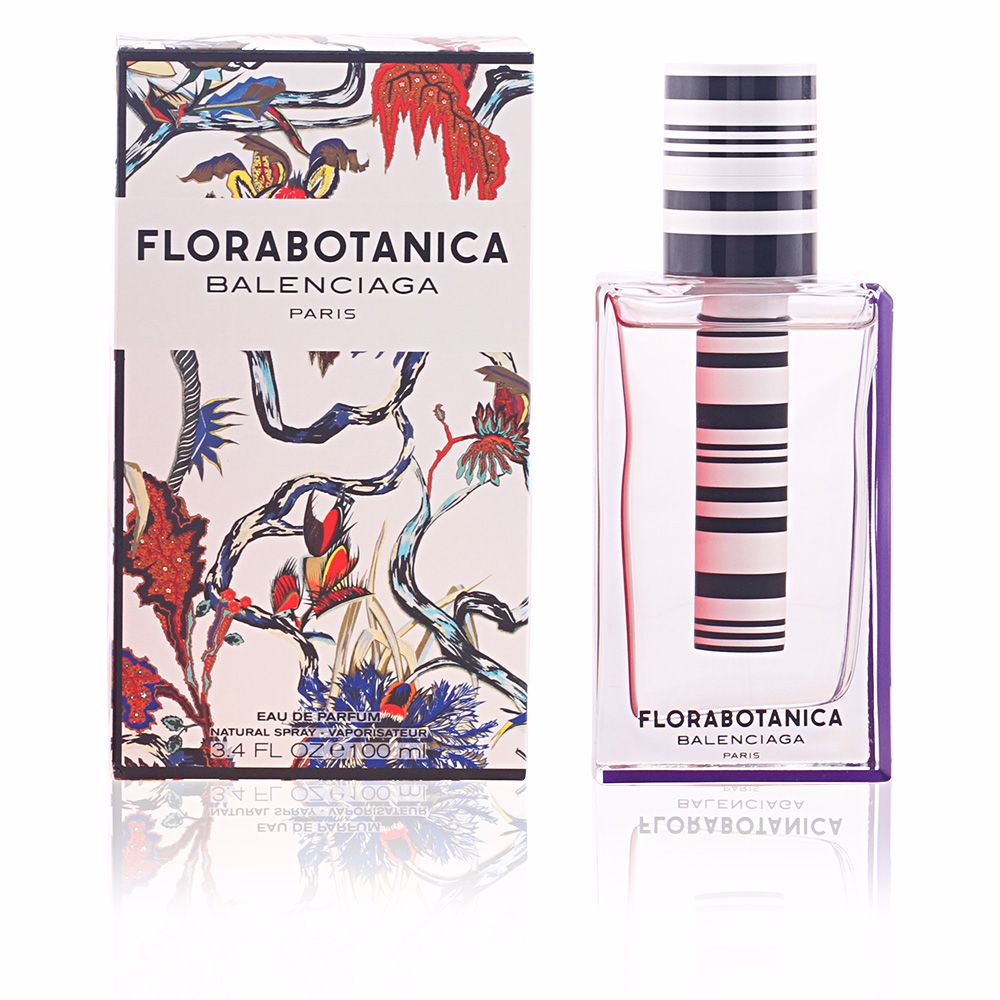 FLORABOTANICA eau de parfum vaporizador