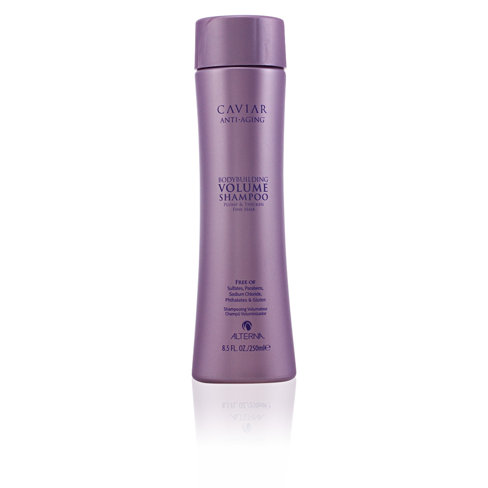 CAVIAR ANTI-AGING BODYBUILDING volume shampoo