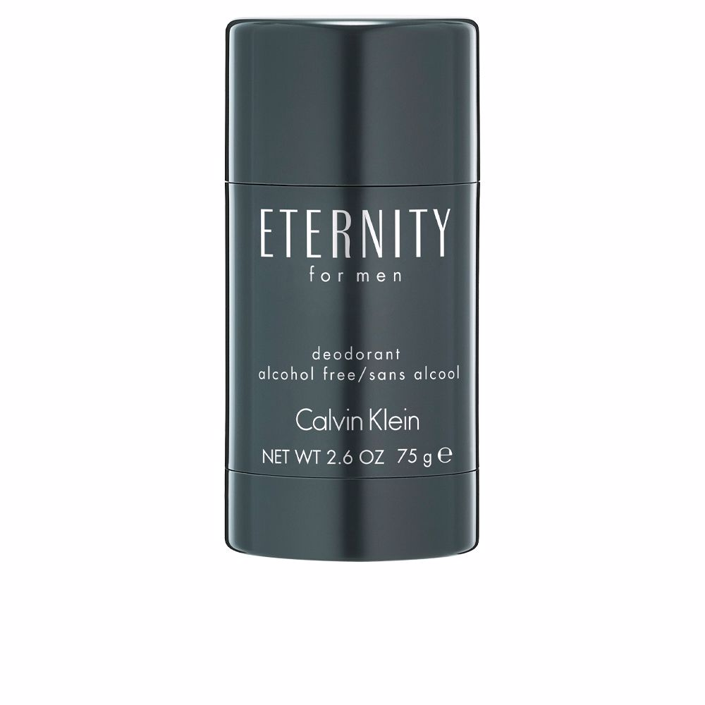 ETERNITY FOR MEN deodorant stick alcohol free