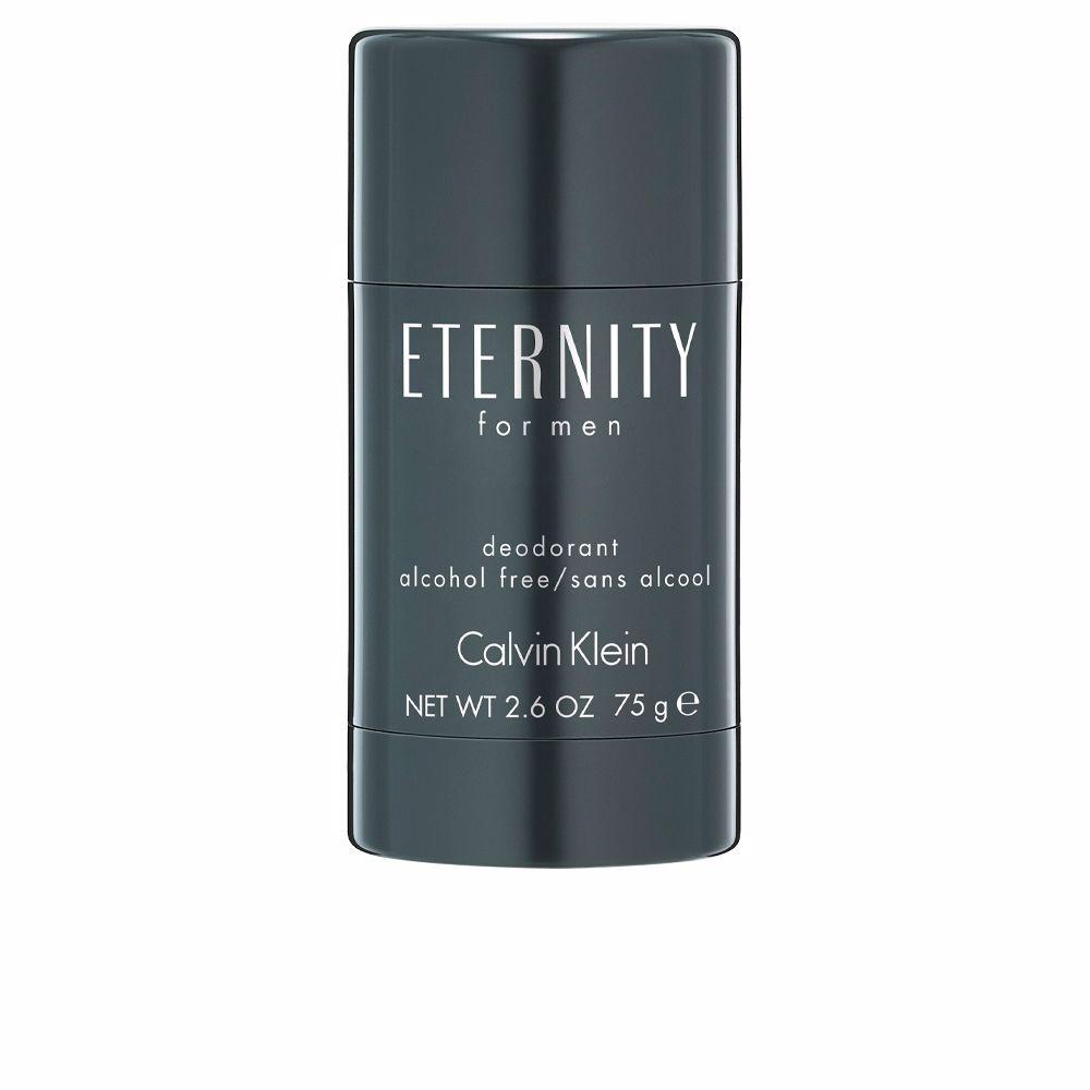 ETERNITY FOR MEN déodorant stick sans alcool