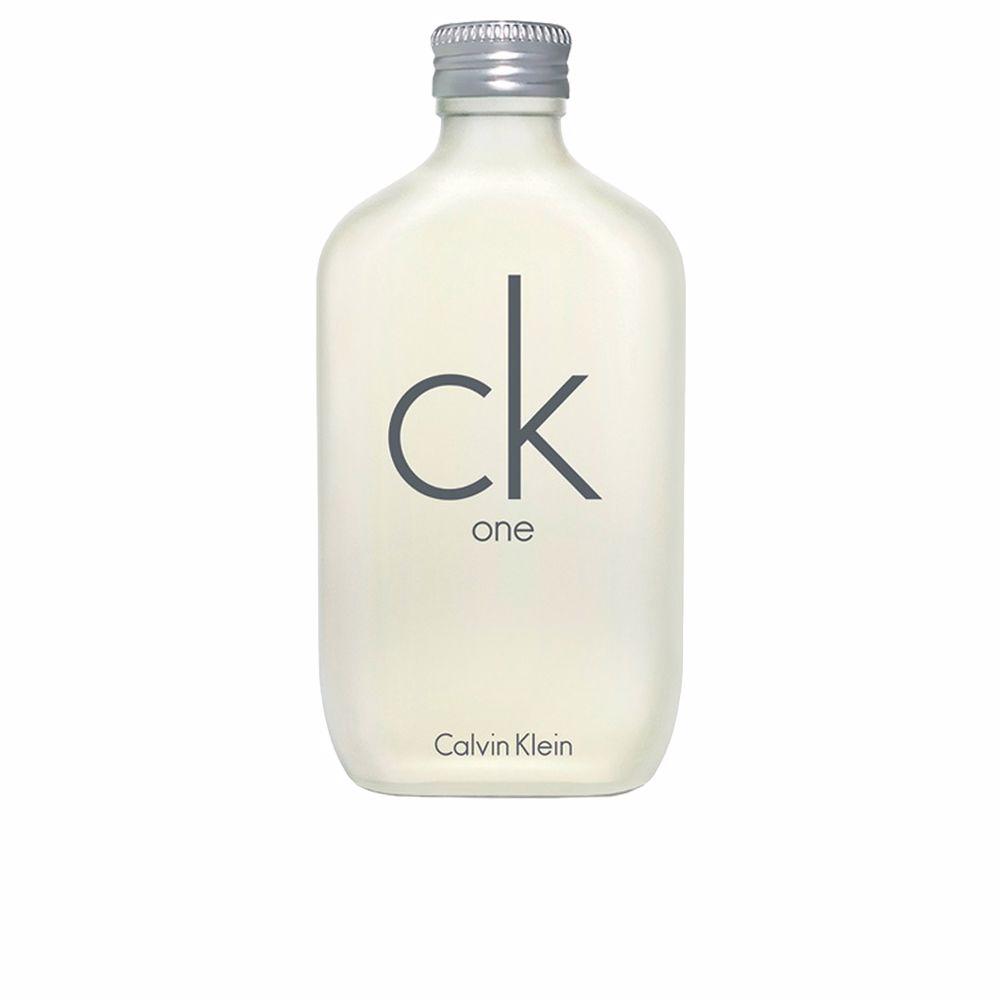 CK ONE eau de toilette vaporizador