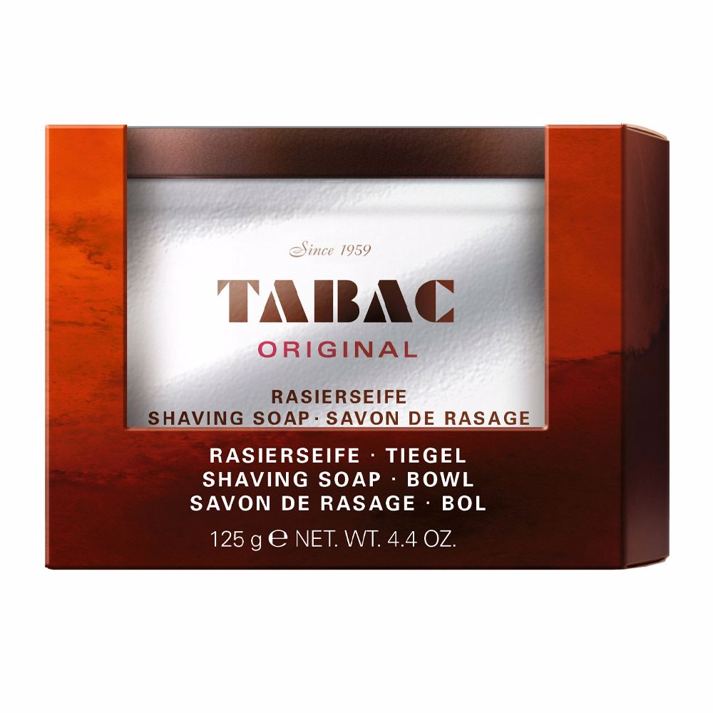 TABAC ORIGINAL shaving soap in bowl
