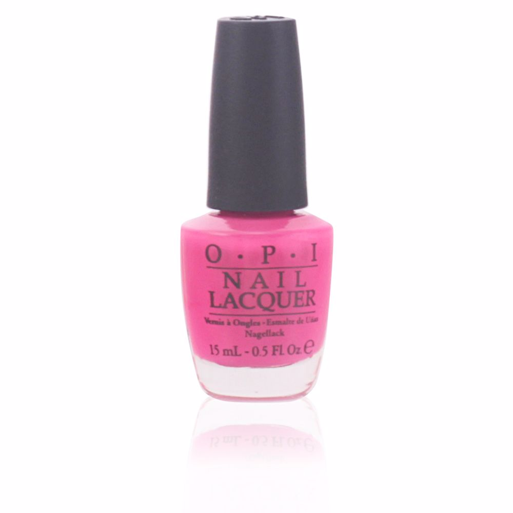 Nail Lacquer #NLE44-pink flamenco