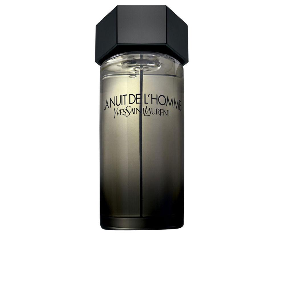 La Nuit De L´HOMME eau de toilette vaporizador limited edition 200 ml