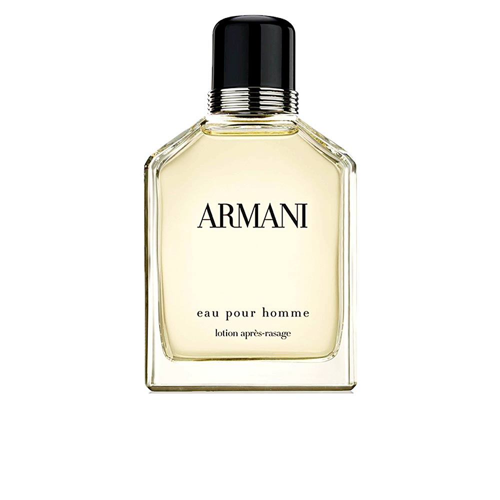 ARMANI HOMME after shave lotion