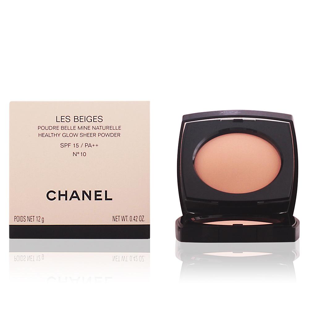 Chanel Makeup Les Beiges Poudre Products Perfume S Club