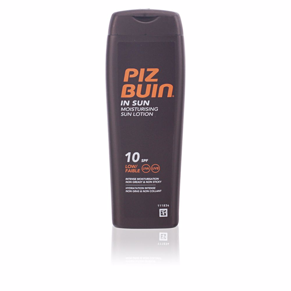 IN SUN lotion SPF10