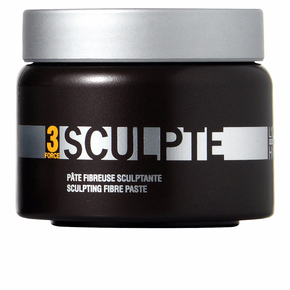 HOMME  sculpting fibre paste