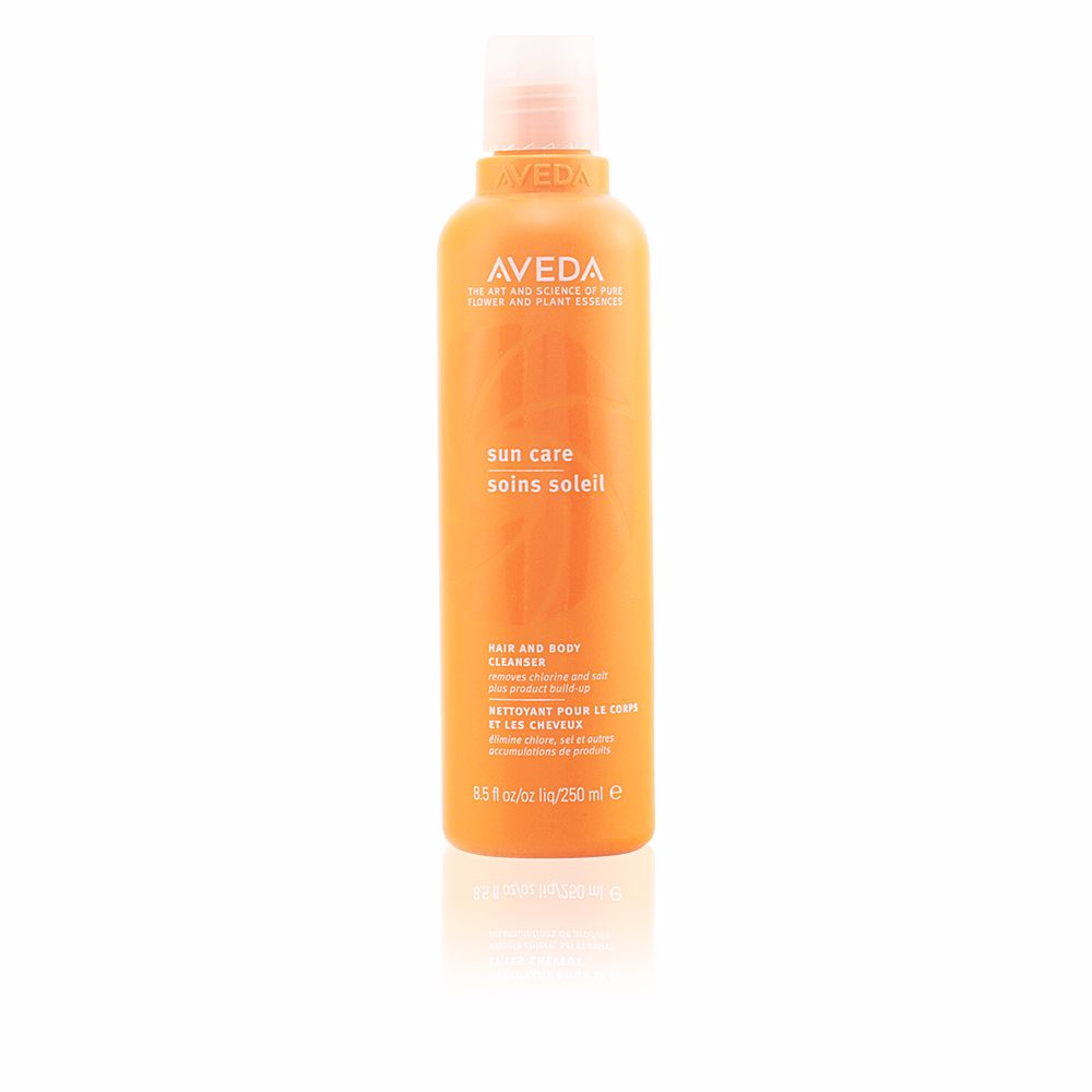 SUNCARE hair and body cleanser