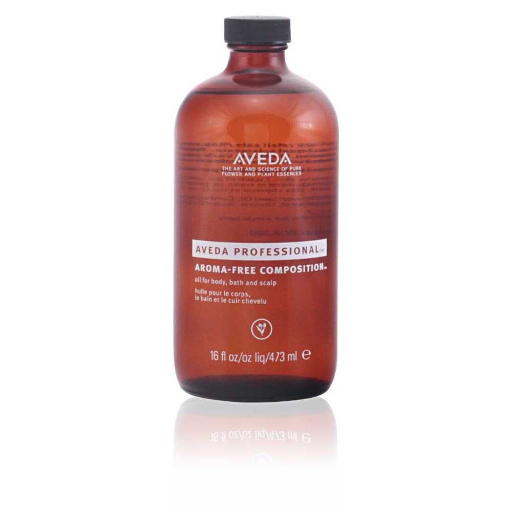 AROMA free-composition oil for body, bath & scalp