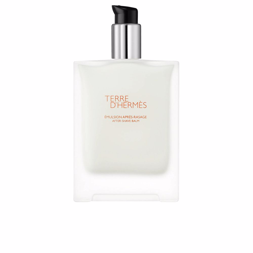 TERRE D'HERMÈS after-shave balm with pump