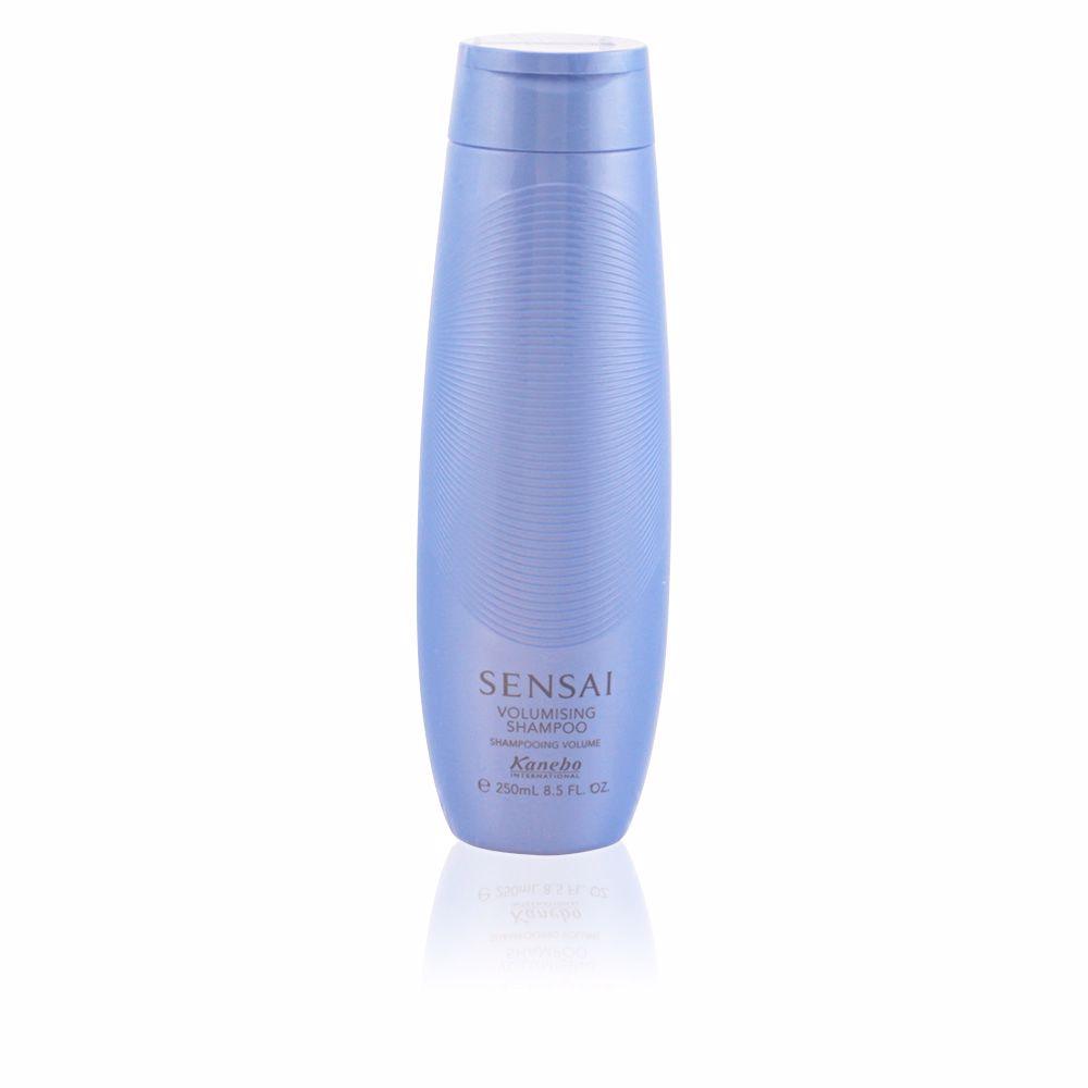 SENSAI HAIR CARE volumising shampoo