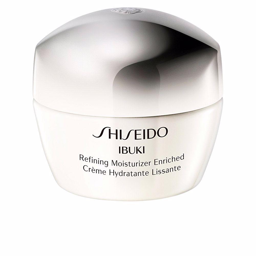 IBUKI refining moisturizer enriched