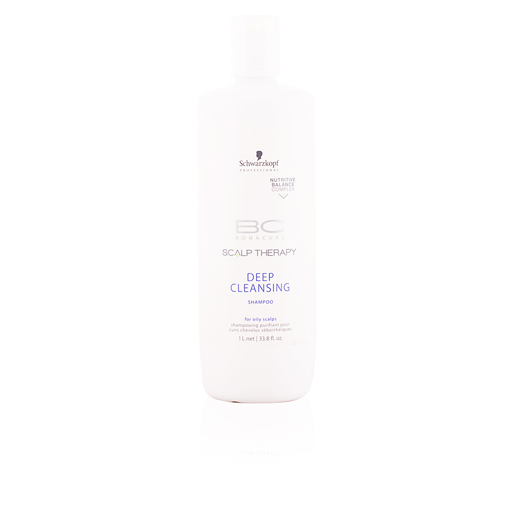BC SCALP THERAPY deep cleansing shampoo