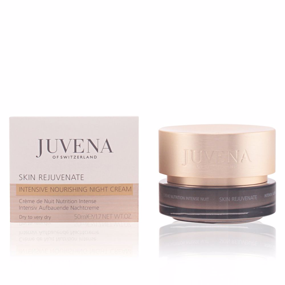 SKIN REJUVENATE intensive nourishing night cream