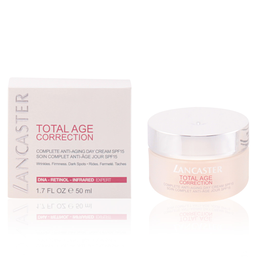 Lancaster Total Age Correction Complete Anti-Aging Night Cream, 50 ml 1.7 oz. Acne Needles Kit,VBESTLIFE 5pcs/Box Stainless Blackhead Extractor Acne Removal Needle Eyebrow Trimmer Ear Care Tool Kit Blackhead Removal Tool Set
