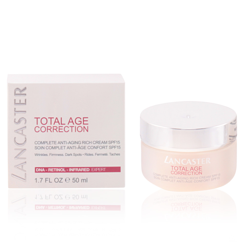 TOTAL AGE CORRECTION complete rich cream