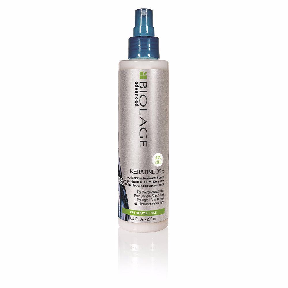 KERATINDOSE pro-keratin renewal spray