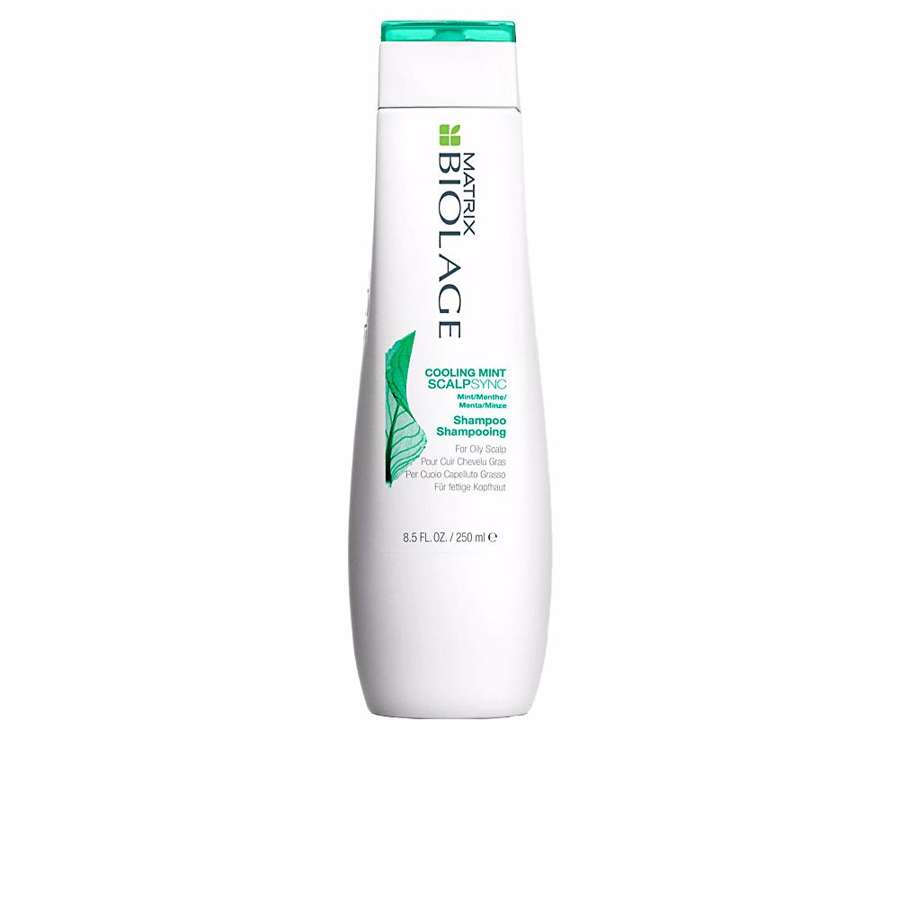SCALPTHERAPIE cooling mint shampoo