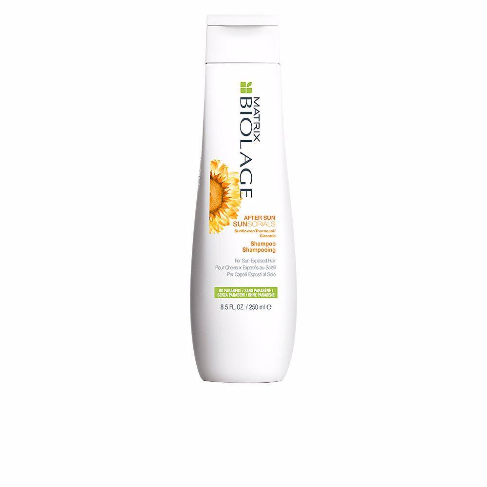 SUNSORIALS after-sun shampoo