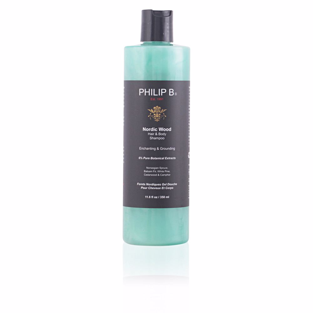 NORDIC WOOD hair & body shampoo
