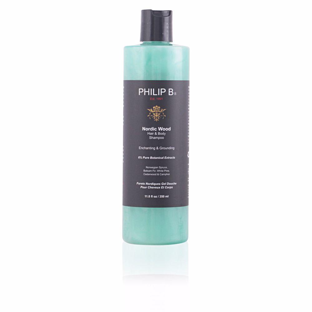 NORDIC WOOD hair & body shampoo