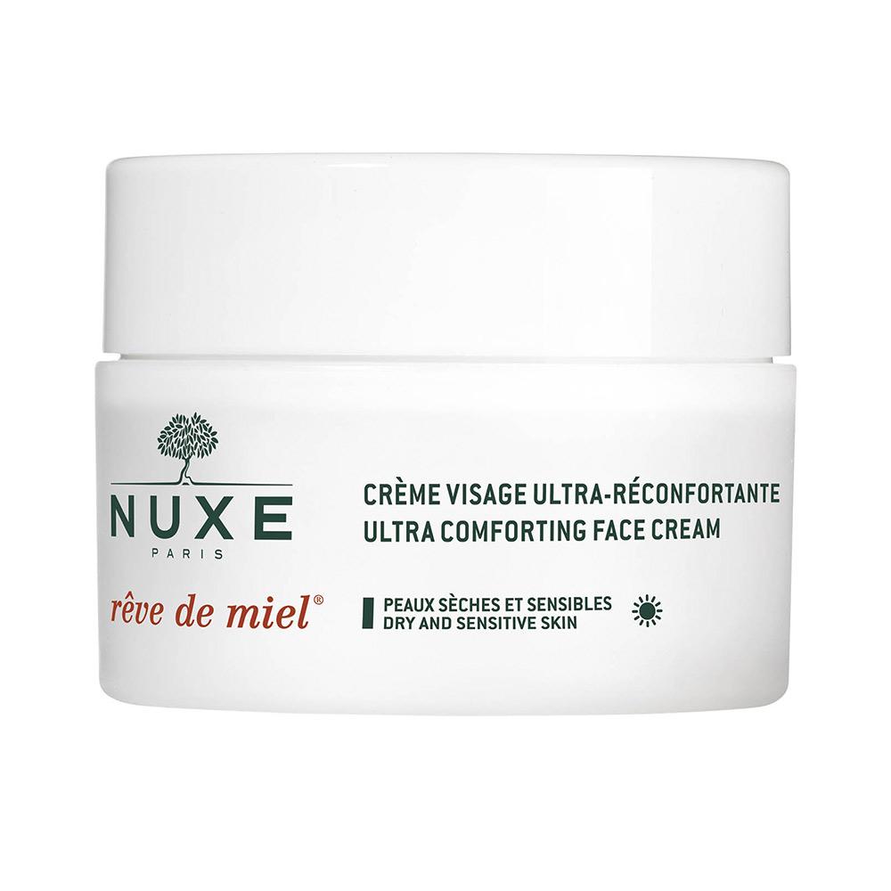 RÊVE DE MIEL crème visage ultra-réconfortante peaux sèches et sensibles