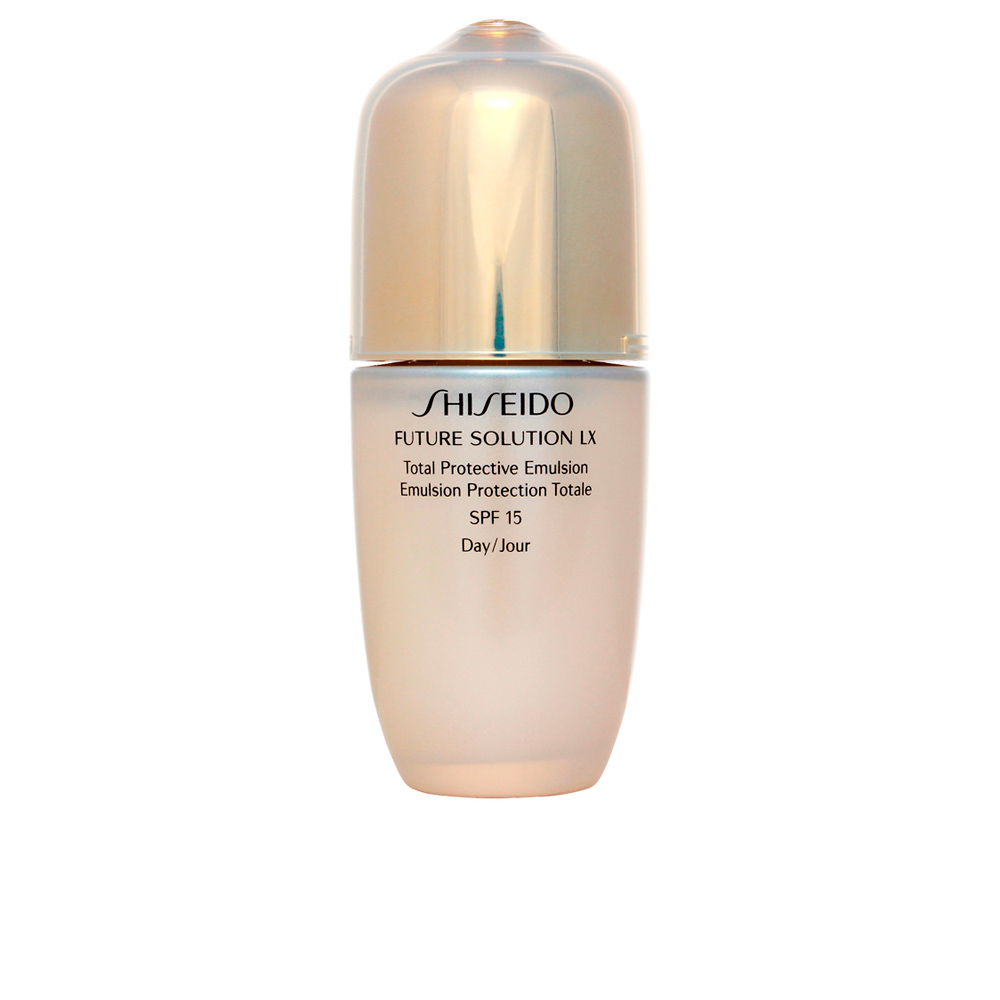 FUTURE SOLUTION LX total protective emulsion SPF15